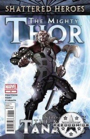 The Mighty Thor #8