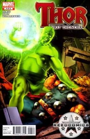 Thor First Thunder #4