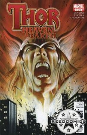 Thor Heaven And Earth #2