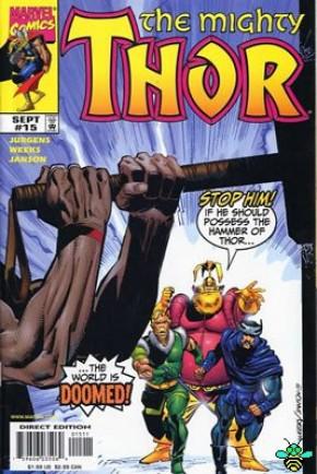 Thor Volume 2 #15