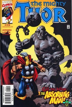 Thor Volume 2 #26
