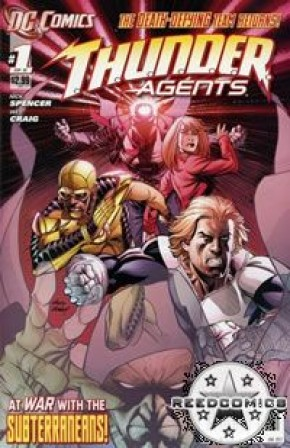 THUNDER Agents Volume 2 #1