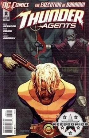 THUNDER Agents Volume 2 #2