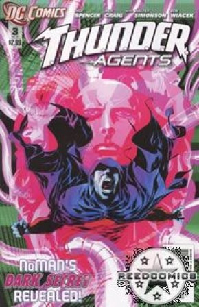 THUNDER Agents Volume 2 #3