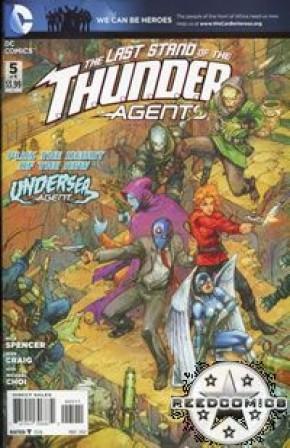 THUNDER Agents Volume 2 #5