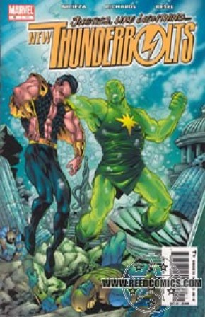 Thunderbolts #90