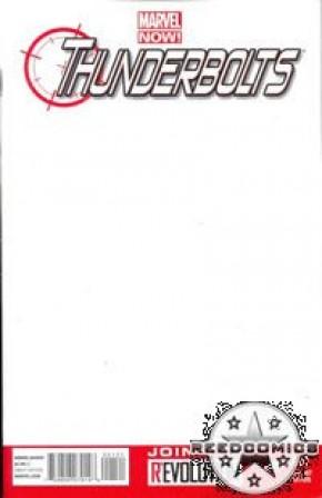 Thunderbolts Volume 2 #1 (Blank Cover)