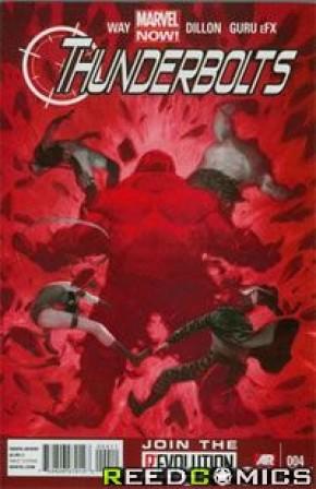 Thunderbolts Volume 2 #4