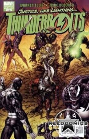 Thunderbolts #110 (2nd Print)