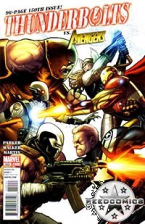Thunderbolts #150