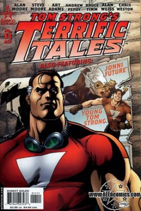 Tom Strong Terrific Tales #11