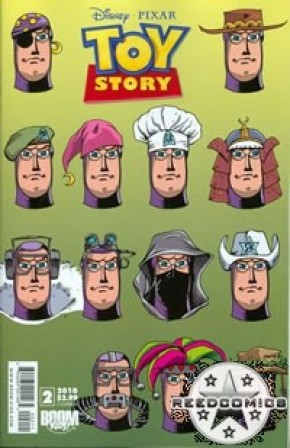 Toy Story #2 (Cover A)