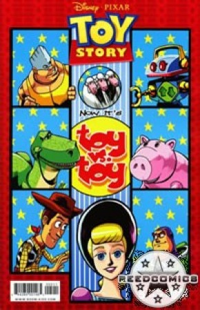 Toy Story #5 (Cover A)