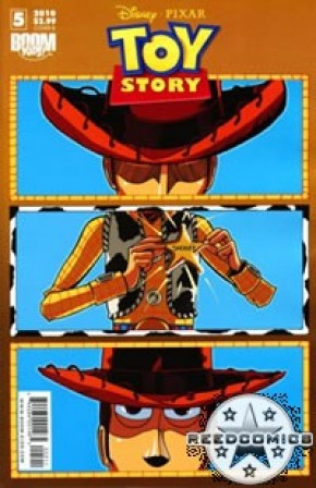 Toy Story #5 (Cover B)