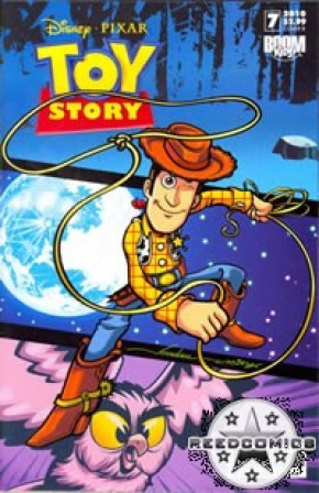 Toy Story #7 (Cover B)