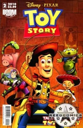 Toy Story Tales From The Toy Chest #2