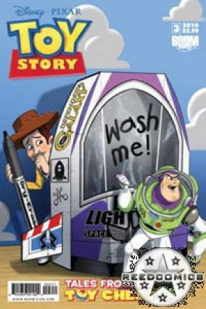 Toy Story Tales From The Toy Chest #3
