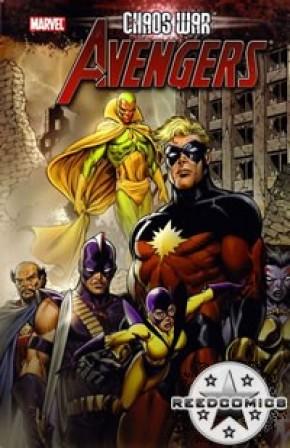Chaos War Avengers Graphic Novel