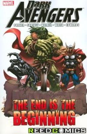Dark Avengers End is Beginning Graphic Novel