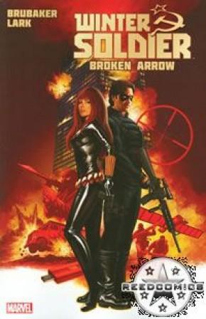 Winter Soldier Volume 2 Broken Arrow Graphic Novel
