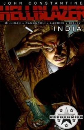 Hellblazer India Graphic Novel