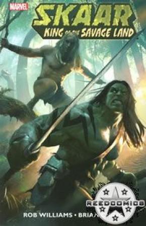 Skaar King of the Savage Land Graphic Novel