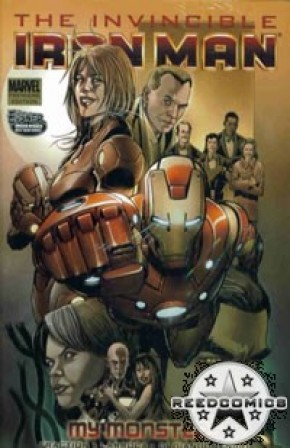 Invincible Iron Man Volume 7 My Monsters Premiere Hardcover