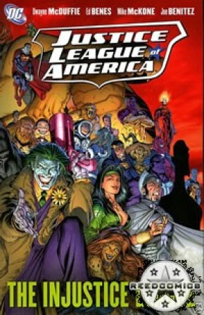Justice League Of America Volume 3 Injustice League Graphic Novel