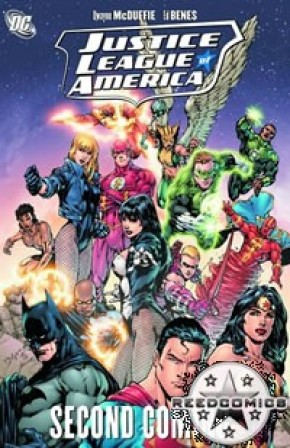 Justice League Of America Volume 5 Second Coming Graphic Novel
