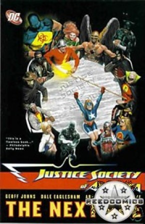 Justice Society of America Volume 1 Next Age Graphic Novel