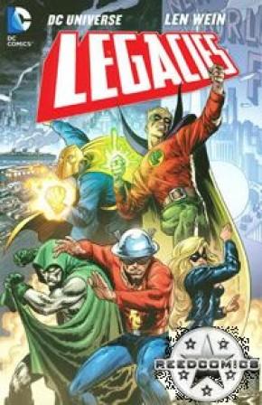 DC Universe Legacies Graphic Novel