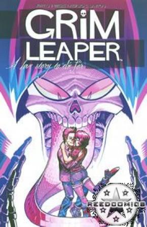Grim Leaper Graphic Novel