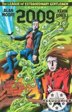 League of Extraordinary Gentlemen Century #3 2009 Graphic Novel