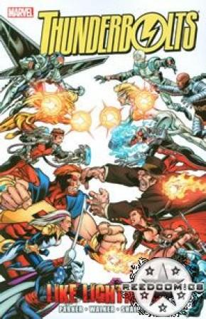 Thunderbolts Like Lighting Graphic Novel