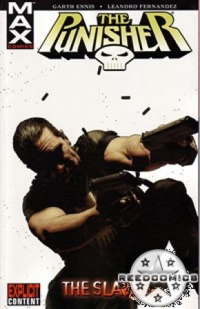 Punisher MAX Volume 5 The Slavers Graphic Novel