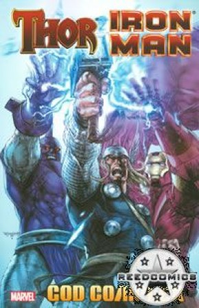 Thor Iron Man God Complex Graphic Novel