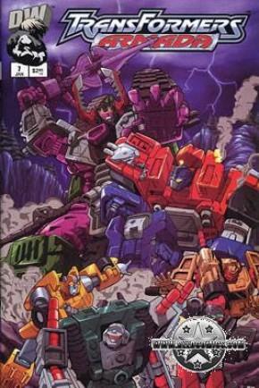 Transformers Armada #7