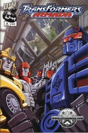 Transformers Armada #9