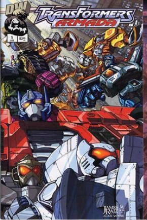 Transformers Armada #1