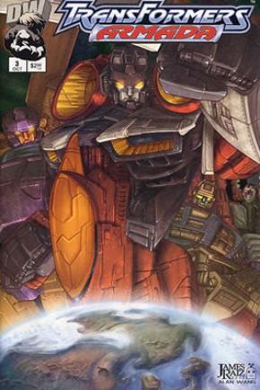 Transformers Armada #3