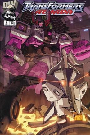 Transformers Armada #6