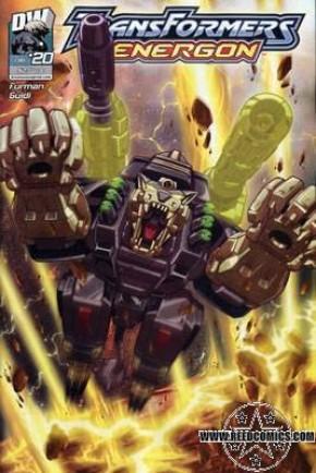 Transformers Energon #20
