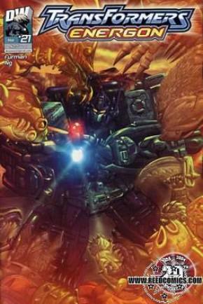 Transformers Energon #21