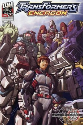 Transformers Energon #23
