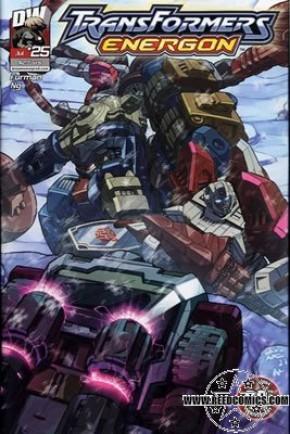 Transformers Energon #25