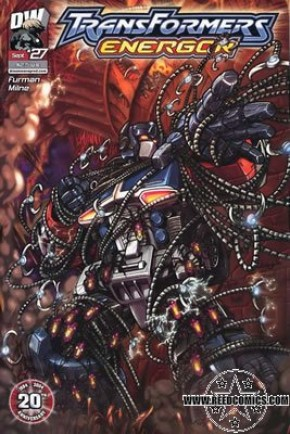 Transformers Energon #27