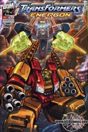 Transformers Energon #28