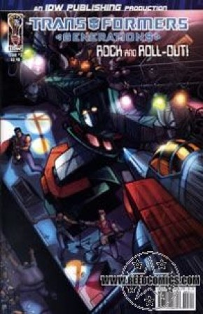 Transformers Generations #3 (Cover B)