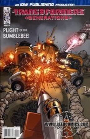 Transformers Generations #4 (Cover B)