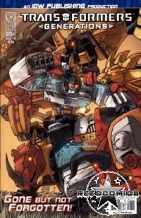 Transformers Generations #8
